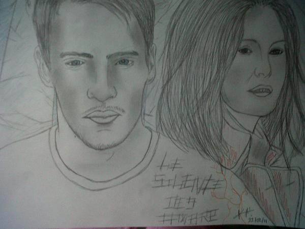 Julianne Moore, Jonathan Rhys-Meyers by Kellytwi